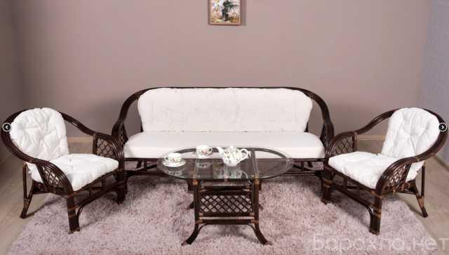 Продам: Комплект мебели из ротанга