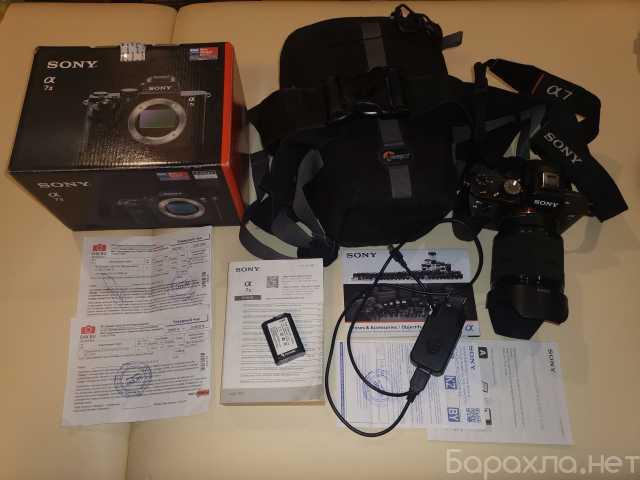 Продам: Фотоаппарат с объективом