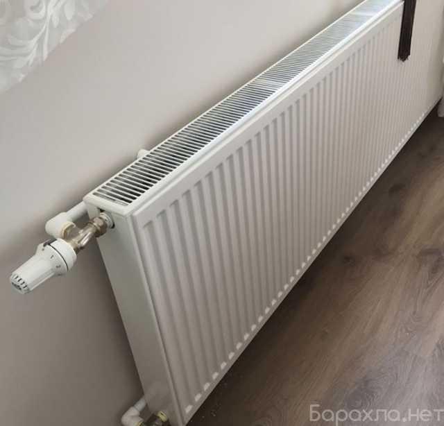 Продам: Панельные стальные радиаторы Buderus