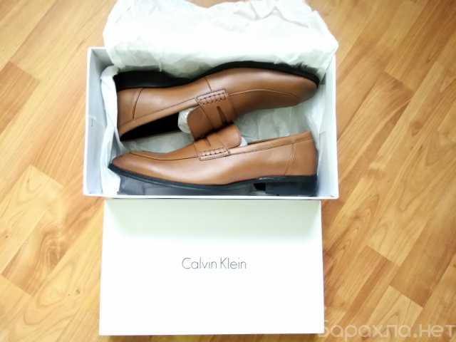 Продам: Пара новой муж осен обуви Calvin Klein 4