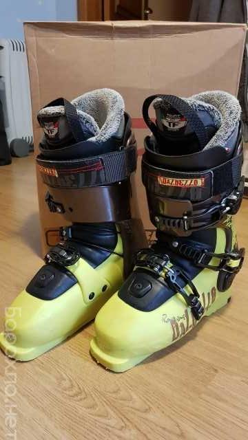 Продам: Ботинки горнолыжные Dalbello KR Rampage