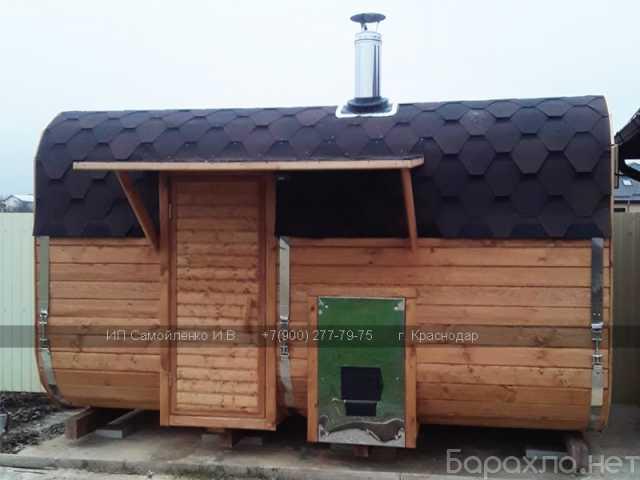Продам: Квадро-баня 3,5 метра