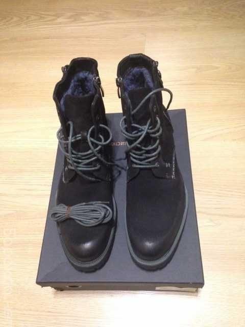 Продам: Обувь зимняя муж новая Carnaby из кожи