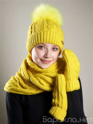 Продам: шапка комплект