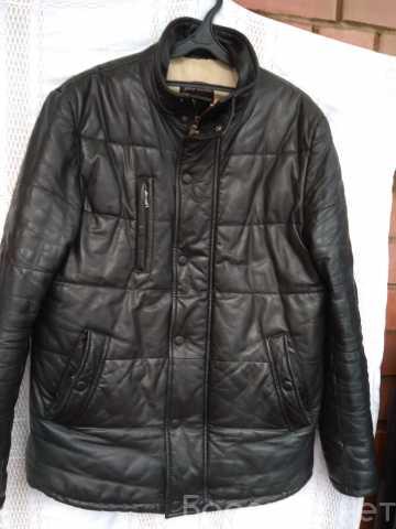 Продам: Куртка Jorg Weber (Германия). Кожа