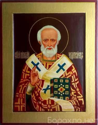 Продам: Икона Святой Николай Чудотворец