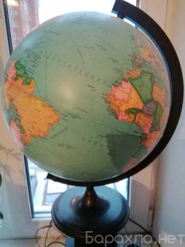 Продам: Глобус разноцветный масштаб 1:40.000.000