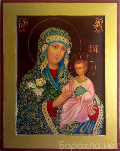 Продам: Икона Божией Матери «Неувядаемый Цвет»