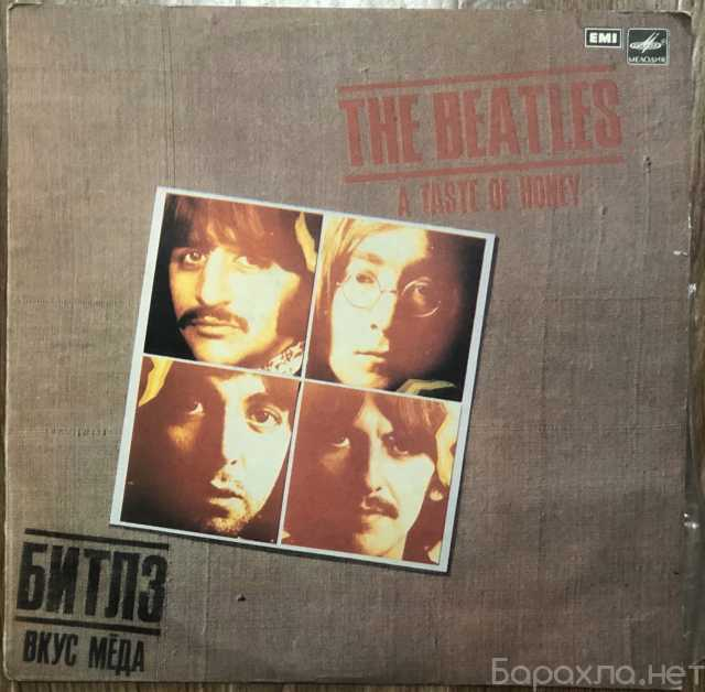 Продам: Beatles — A Taste Of Honey винил