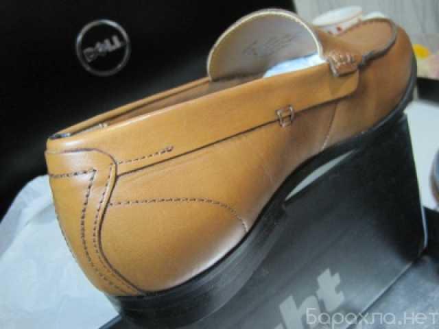 Продам: Новые мужские туфли мокасины кожа