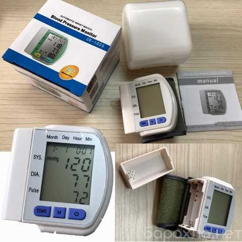Продам: Цифровой тонометр на запястье CK-102S