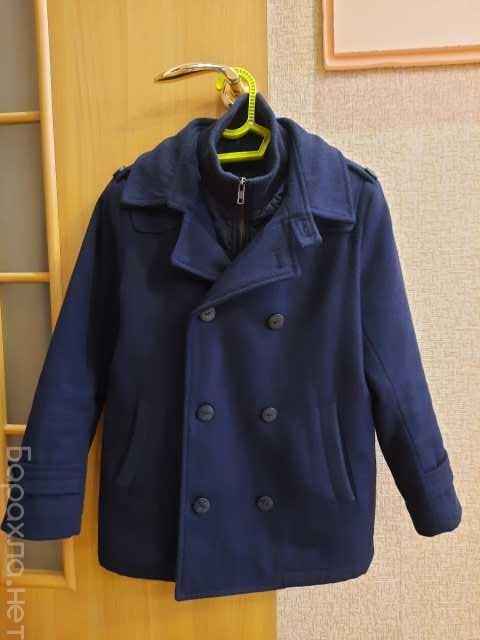 Продам: Драповое классическое пальто на мальчика