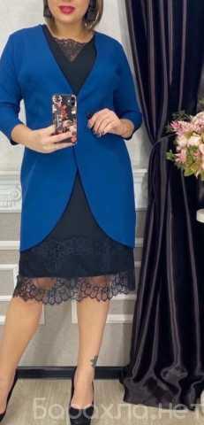 Продам: Платье 2-ка с длинным пиджаком