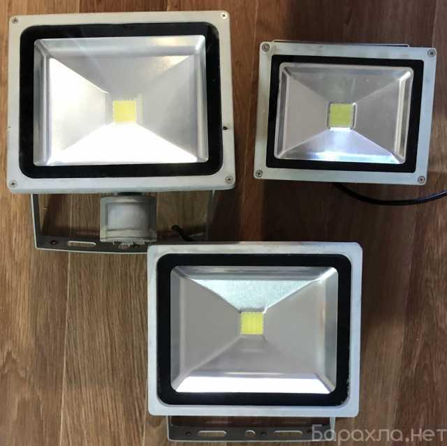 Продам: Прожектора светодиодные, неисправные