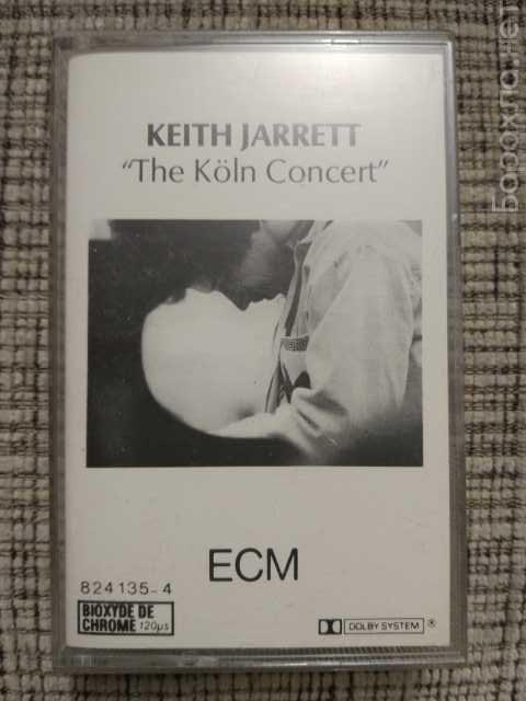 Продам: Аудиокассета Keith Jarrett – The Köln C