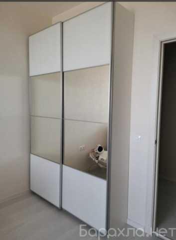 Продам: Шкаф / Белый глянец, стекло