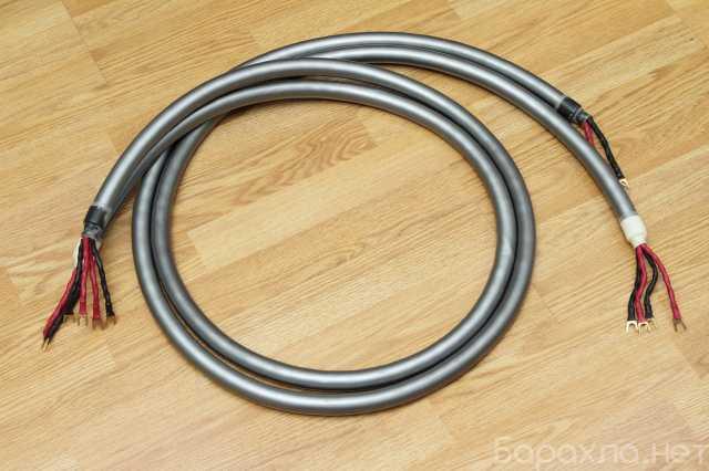 Продам: Кабель Акустический Straight Wire Silver