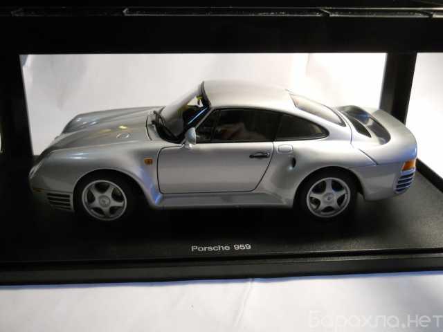 Продам: AUTOart 1:18 78081 Porsche 959(silver)