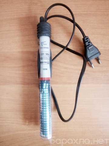 Продам: обогреватель воды для аквариума новый
