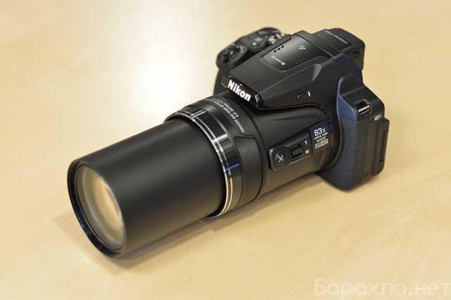 Куплю: фотоаппарат Nikon coolpix p 1000