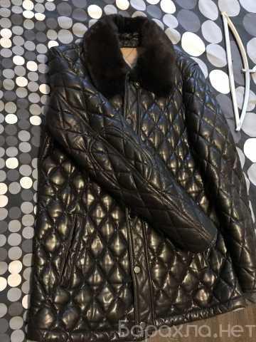 Продам: Куртка кожаная зимняя