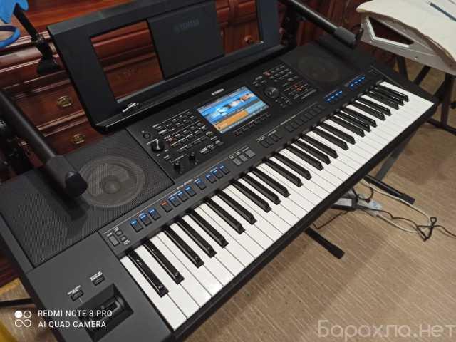 Продам: синтезатор ямаха SX900
