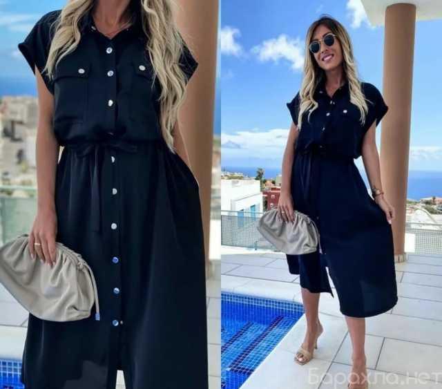 Продам: Длинное платье милитари лайт р-ры 44-54