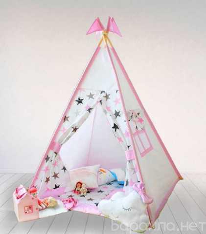 Продам: Вигвам для детей Детская палатка