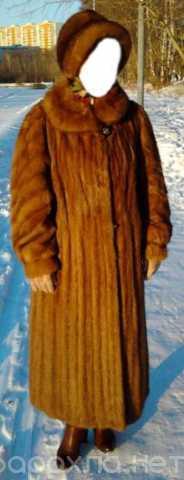 Продам: Зимний меховой женский комплект