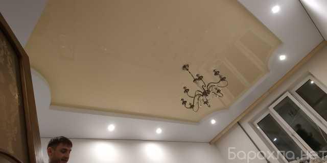 Предложение: Натяжные потолки по доступным ценам