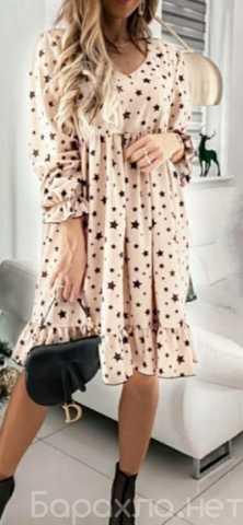 Продам: Свободное платье Звёзды р-ры 44-52