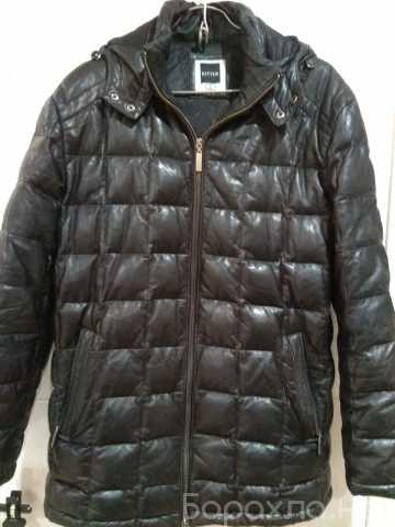 Продам: Кожаное пальто-пуховик Ritter (Германия)