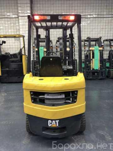 Продам: Газ-Бенз погрузчик Caterpillar GP18NT