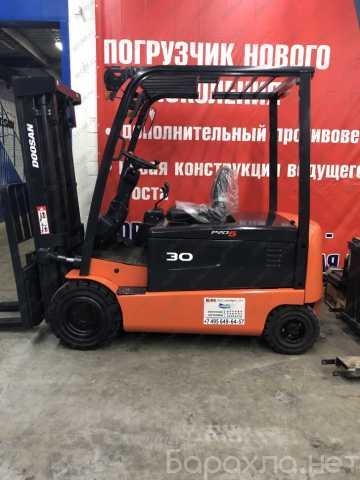 Продам: Электрический погрузчик Doosan B30X-5