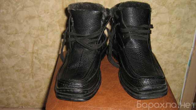 Продам: Ботинки зимние мужские