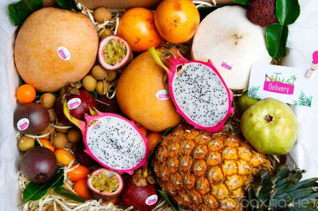 Продам: экзотические фрукты