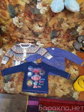 Продам: Большой пакет вещей на девочку р. 80-104