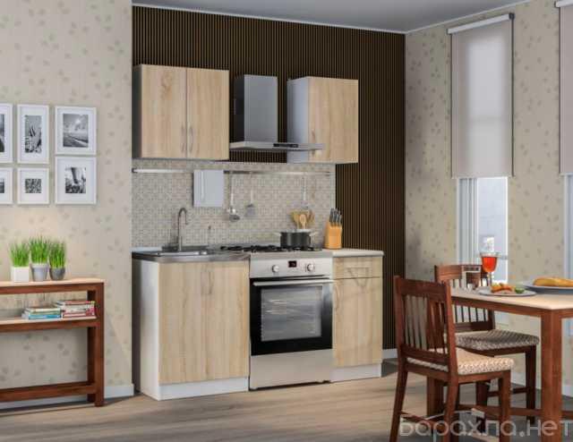 Продам: ДЕМИ Кухня Белый/Дуб Сонома/Серебро