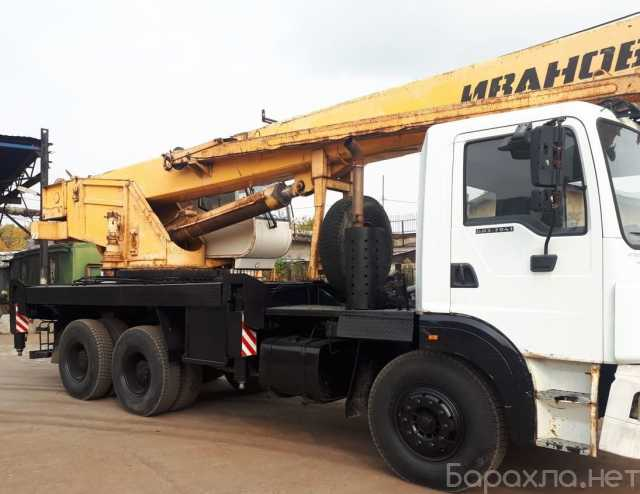 Продам: Продам автокран 36 тн – 38 м, Ивановец