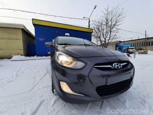 Продам: Hyundai Solaris, 2012