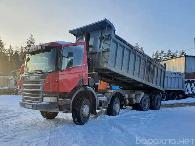 Продам: Самосвал 8х4 Scania P380 2010 года
