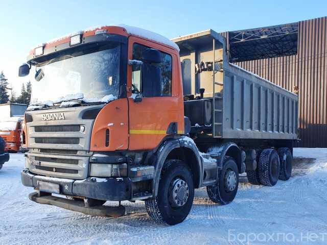 Продам: Самосвал 8x4 Scania P380 2011 года