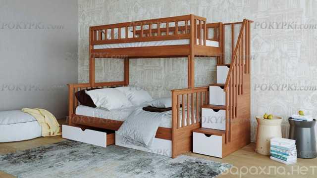 """Продам: Двухъярусная кровать """"Старк"""""""