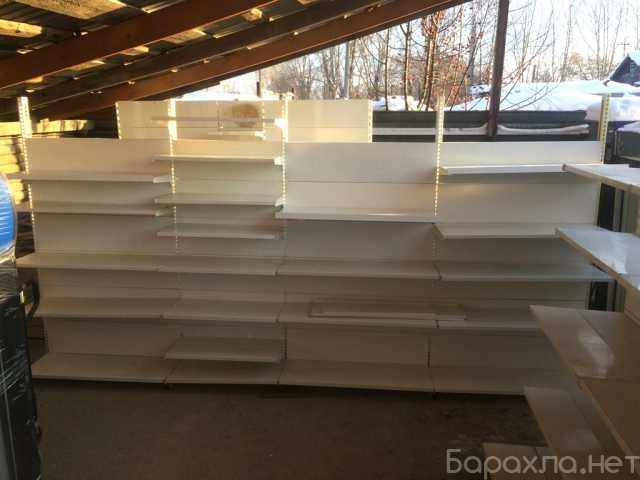 Продам: Стеллажи торговые Вико L 2400 4 секции (