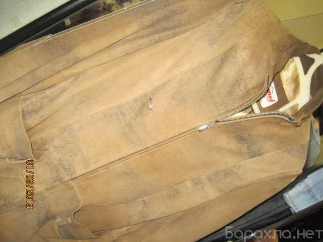 Продам: Куртка женская кожа приталена оригинальн