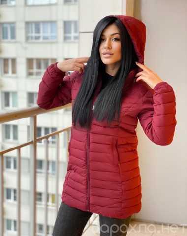 Продам: Удлинённая стёганая куртка