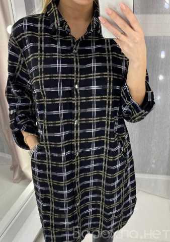Продам: Длинная блузка-туника р-ры 52-64