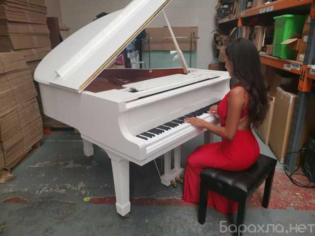 Продам: BRAND NEW WHITE BABY GRAND PIANO