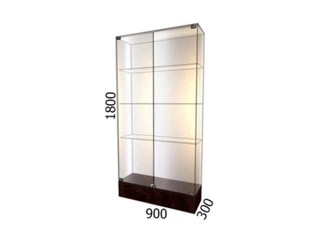 Продам: Витрины стеклянные 900*300*1800мм