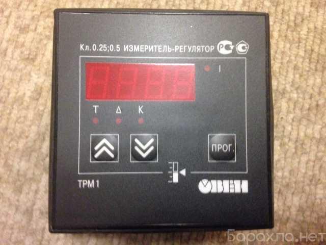 Продам: Терморегулятор ТРМ1